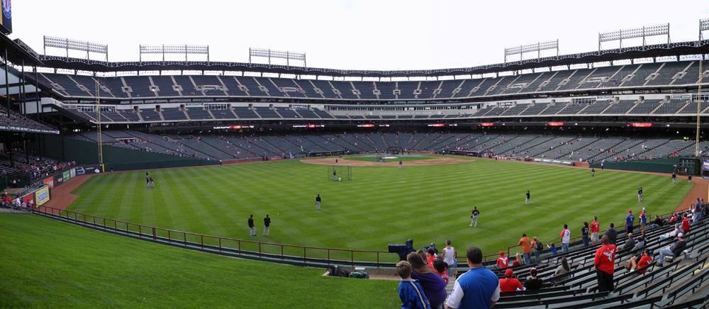 StadiumPage.com - Rangers Ballpark in Arlington ...
