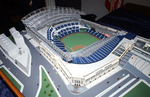 10 Mlb Ballparks That Were Never Built Baseball