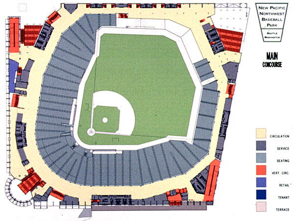 Safeco Field Map Bing images