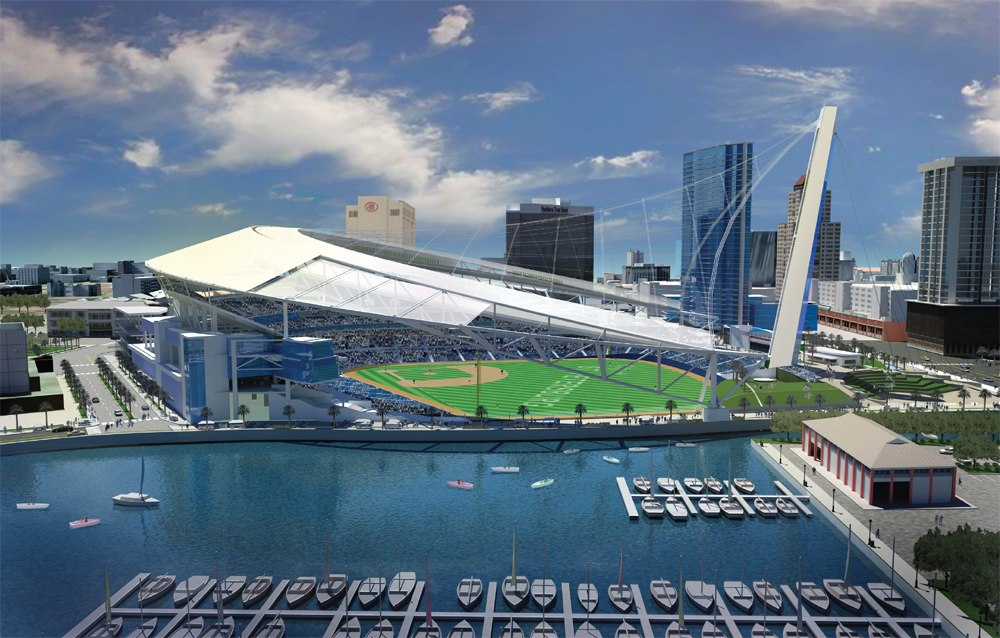 How would the New Rays stadium have fared? - Baseball Fever