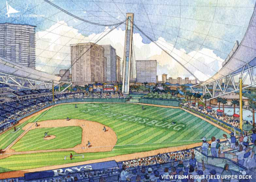 how would the new rays stadium have fared baseball fever baseball fever
