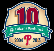 Citizens Bank Park 10th Anniversary