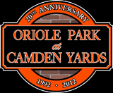 Oriole Park at Camden Yards 20th Anniversary