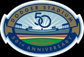 Dodger Stadium 50th Anniversary