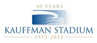 Kauffman Stadium 40th Anniversary