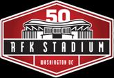 RFK Stadium 50th Anniversary