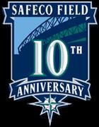 Safeco Field 10th Anniversary