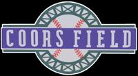 Coors Field Gate Logo