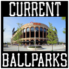 Current MLB Parks