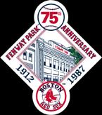 Fenway Park 75th Anniversary