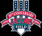 Jacobs Field 10th Anniversary