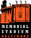 Baltimore Memorial Stadium Remnants