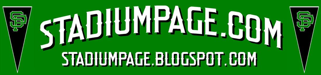 StadiumPage Blog