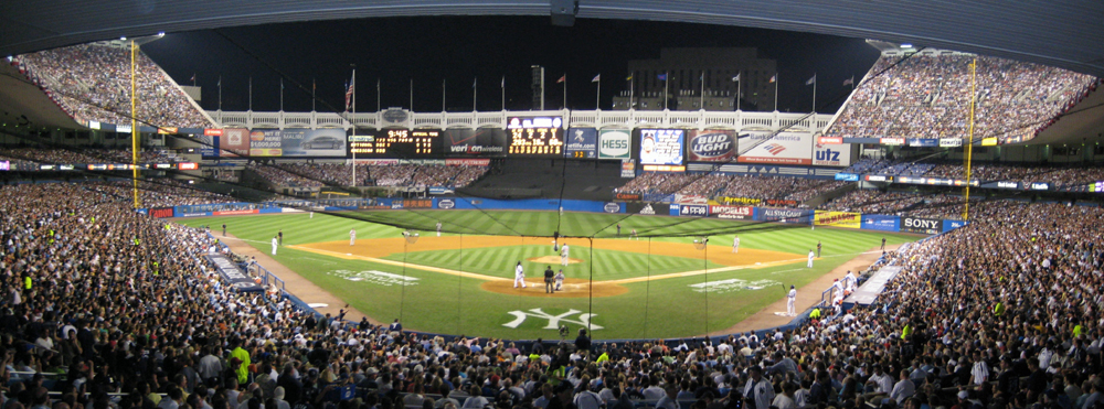 Low Home Plate View at the All Star Game